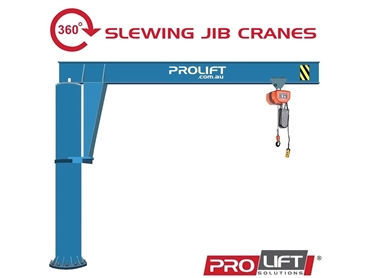 Cranes for Materials Handling from Prolift Solutions