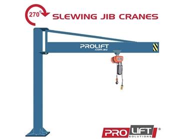Prolift provides tailor made Crane Handling Solutions.