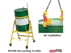 Drum lifters from Prolift Solutions - SP Multilifters