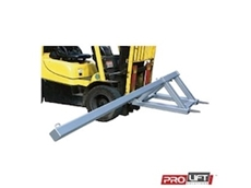 Forklift Tarp Spreaders for Truck Tarps available from Prolift Solutions