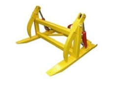 Forklift slip-on GA-09 grab attachment available from Prolift Solutions
