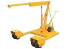 Heavy Duty Mobile Floor Cranes available from Prolift