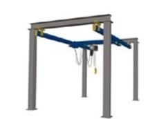 KPS Free Standing Gantry Crane System