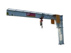 Meister slewing cranes