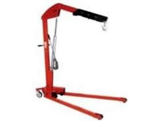 Mobile Foldaway Floor Cranes available from Prolift