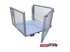 Order Picking Cages by Prolift Solutions