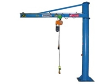PRACTICUS Slewing Jib Crane from Prolift
