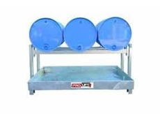 RS3L drum racking storage unit