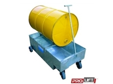 TSC2 Trolley Spill Bins from Prolift Solutions