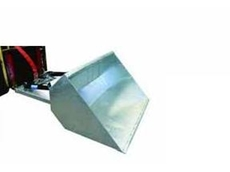 Type DBHS2-18 hydraulic dirt bucket