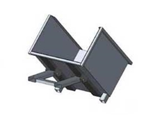Type FBT-M forward bin tipper
