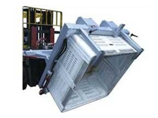 Type FBT-SH forward bin tipper