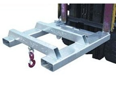 Type SJW2.5 slip-on forklift jibs from Prolift Solutions