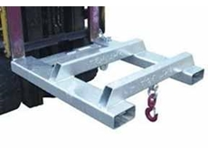 Type SJW4.5 slip-on forklift jibs from Prolift Solutions