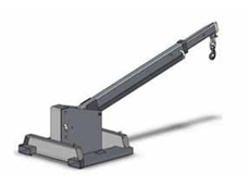 Type STJL2.5 tilt jib (long)