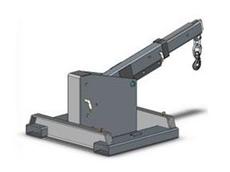 Type STJS5 tilt jibs (short) from Prolift Solutions