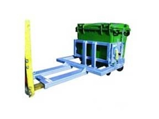 Type WB-660 wheelie bin tippers from Prolift Solutions