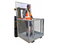 Type WP-MS work platforms from Prolift Solutions