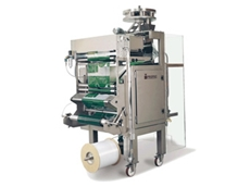 The 'R' Series of vertical form fill machines produces reclosable zipper bags for food products and more