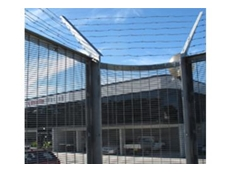Promax high security mesh fencing