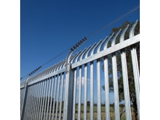 Promax high security palisade fencing