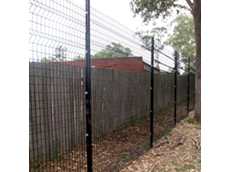 School Security Mesh fencing