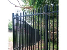 Security Tube Palisade Fencing