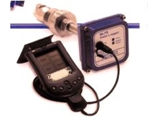 SeaMetrics DL75 data logger.