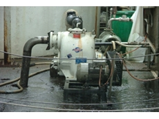Self-Priming Trash Pumps