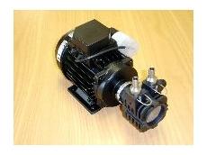 The Gotec TS universal rotary vane pump.