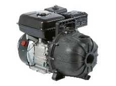 The Pumps and Sprays Hypro Poly Transfer Pump with 5.5 HP Engine Drive