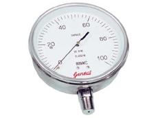Industrial capsule pressure gauges are suitable for low pressure measurement