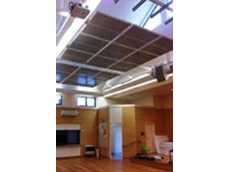 Echohush Cosmo acoustic panels resolved the noise problem at the Uniting Church hall