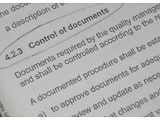 QA-Z Consulting Specialists on Approval of Documents Clause of ISO 9001