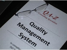 QA-Z Consulting Specialists on requirements for a Quality Management System