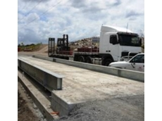 Bemcove's new weighing system is the first digital weighbridge to be installed by QWM