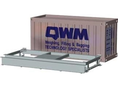 QWM Shipping container weighers