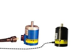 MR330 sensors (L) MR332 shown with ODVA IP-LC interface and (R) MR338 MRI