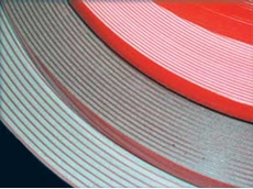 Industrial foamed acrylic bonding tapes