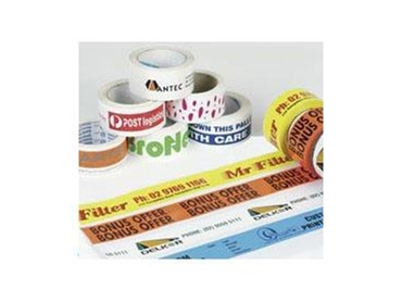 Custom Printed Tapes from Qualtape