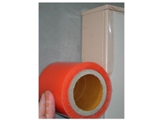Qaultape Australia SI36 Orange PE Light Duty Protection Tape