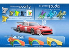 Raindrop Geomagic 3D Software Programs available from Qubic