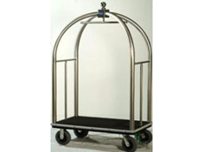 Cox birdcage trolleys