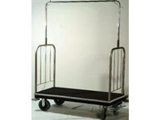 Cox luggage and luggage garment trolleys
