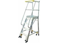 FS10864 Bailey order picker platform ladder