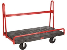 Rubbermaid platform trolleys available in various models to suit your needs