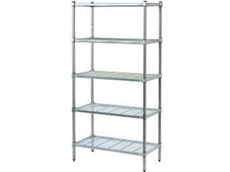 Mantova Post Style shelving