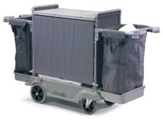 NuKeeper NKL housekeeping trolleys