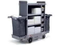 Numatic SKAT 22 Servokeeper Full Size Housekeeping Trolley, by R J Cox