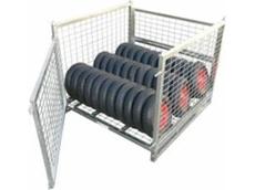 PCM-01 stillage cage